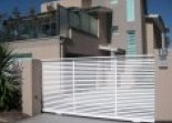 Decorative Automatic Gates Temporary Fencing Suppliers