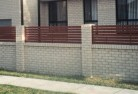 Aberdeen NSW Brick fencing 13
