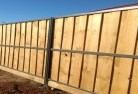 Aberdeen NSW Lap and cap timber fencing 4