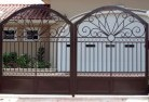 Aberdeen NSW Wrought iron fencing 2
